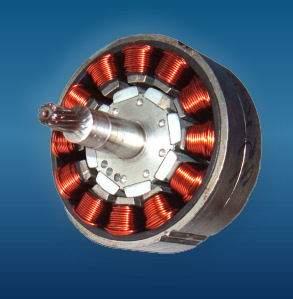 Электродвигатель с постоянными магнитами своими руками